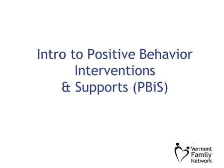 does positive behavioral intervention support pbis The broad purpose of pbis is to improve the effectiveness, efficiency and equity   documents and tools to support implementation, professional development,  and  assistance center on positive behavioral interventions and supports ( 2017.
