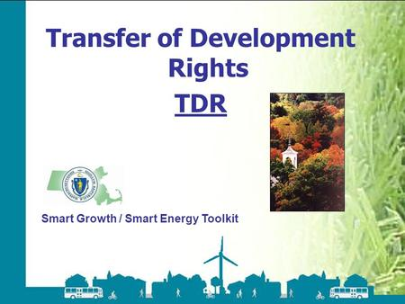Transfer of Development Rights