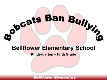 Bellflower Elementary School Kindergarten – Fifth Grade