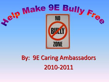 By: 9E Caring Ambassadors 2010-2011. Pleasant Unpleasant High FEELING Low ENERGY.
