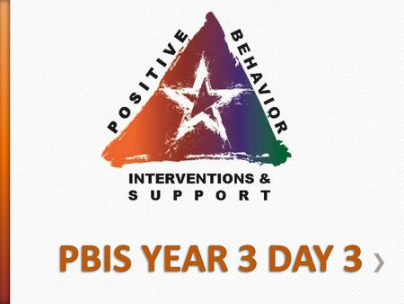 » PBIS TEAM » STAFF COMMITMENT » EFFECTIVE PROCEDURES FOR DEALING WITH DISCIPLINE » DATA ENTRY AND ANALYSIS PLAN ESTABLISHED » GUIDELINES FOR SUCCESS.