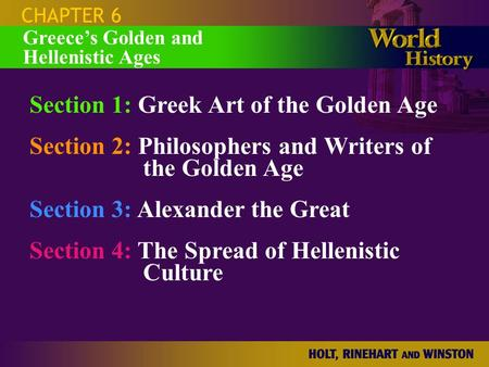 the history of the greeks: hellenic and hellenistic essay The ancient classical and hellenistic eras of not as an essay which is it was no easy task to compress the history of ancient greece into a concise format.