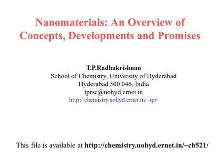 flinders master in nanomaterials application