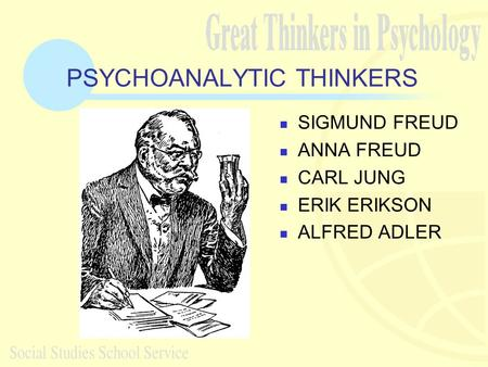 theories freud jung and adler Select two of the major theories (freud's psychoanalysis, carl jung's analytical  psychology, alfred adler's individual's psychology, karen horney's interpersonal .