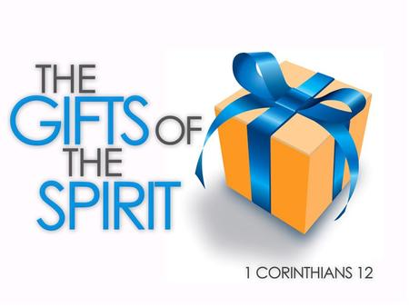 Why are spiritual gifts important to you? They are important to God They are part of your spiritual weaponry They are part of who your true identity They.