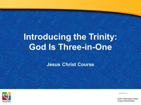 Introducing the Trinity: God Is Three-in-One