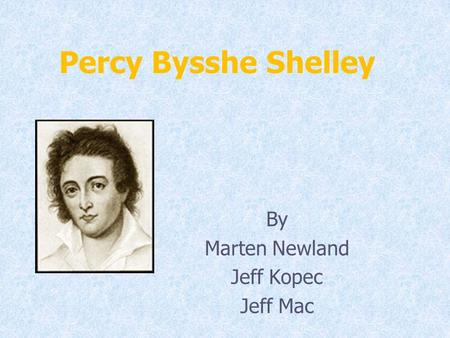 an analysis of two poems bright star by keats and ozymandis by shelly John keats, selected poems contents bright star - synopsis and commentary bright star the two views we have had of.