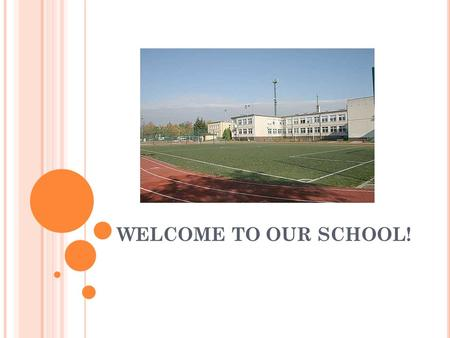 WELCOME TO OUR SCHOOL!. I T IS A PRIMARY SCHOOL LOCATED IN A SMALL TOWN CALLED MICHALOWICE, IN POLAND.