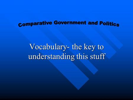 Vocabulary- the key to understanding this stuff. Correlation An apparent association between certain factors or variables An apparent association between.