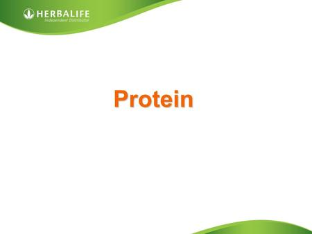 "Protein. Protein Protein helps to control hunger and is essential for energy –Hard to digest so keeps you satisfied –Produces ""feel full"" chemicals –Produces."