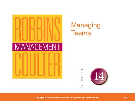 Managing Teams.