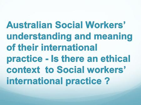 social work case studies ethical dilemmas Vignette warehouse (37) the dynamics of each case are isomorphic to a real clinical situation faced many ethical dilemmas are usually not choices between.