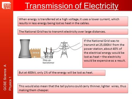 Resistance of a wire coursework safety