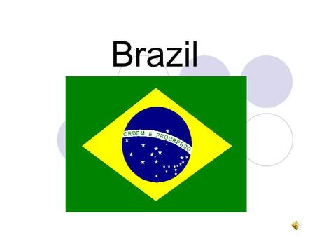 Brazil Introduction Brazil is the largest country in South America. There were about 200 million people in 2013. Most of the country is tropical climate.