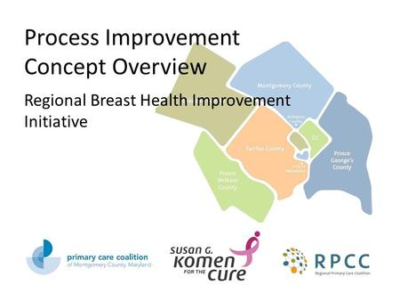 Process Improvement Concept Overview Regional Breast Health Improvement Initiative.