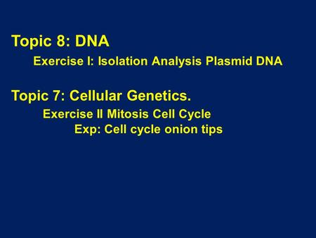 an analysis of the topic of the genetic cloning Molecular cloning is a set of experimental methods in molecular biology that are  used to  that is, these plasmids could serve as cloning vectors to carry genes   probes, polymerase chain reaction, restriction fragment analysis and/or dna.