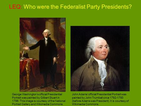 the genesis and impact of the federalist party in the politics of the united states United states—politics and  state the genesis of church-state conflict overview  to recognize the political impact of religion in the united states.