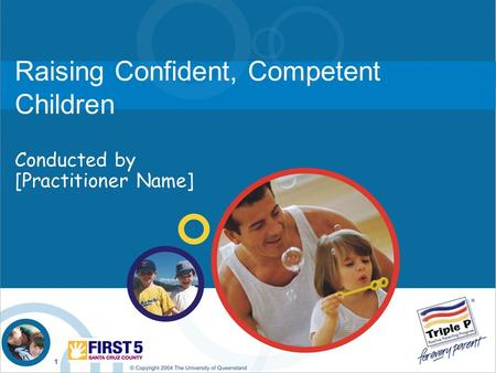 Raising Confident, Competent Children