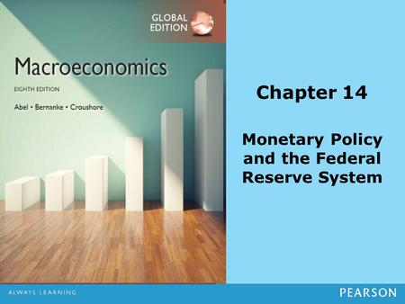 Chapter 14 Monetary Policy and the Federal Reserve System.