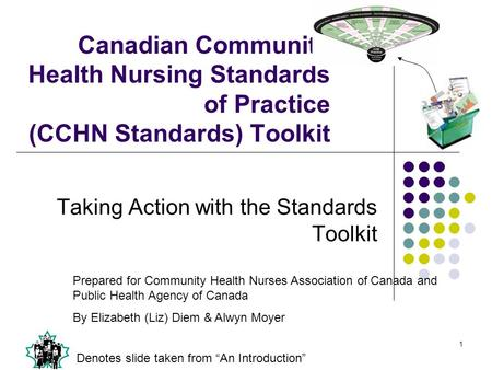 Taking Action with the Standards Toolkit