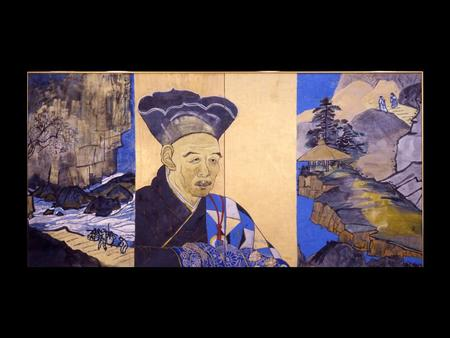 Sesshu Toyo 1420 to 1506, foremost Japanese master of ink painting (suiboku) and Zen Buddhist priest, also known as Sesshu Toyo. He may have studied under.