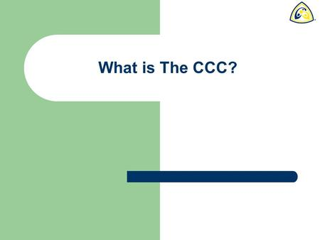 What is The CCC?. The Competitions Control Committee.