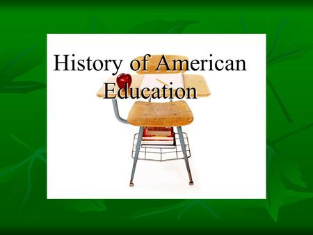 """purpose of american education """"the main purpose of the american school is [the purpose of education] has changed from that of producing a literate society to that."""