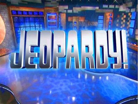 $100 $500 $400 $200 $300 $200 $300 $500 $400 Hot Spots PeopleWeapons War at Home Pot Luck CLICK HERE FOR FINAL JEOPARDY.