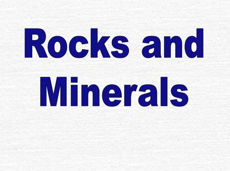 $100 Minerals Igneous Rocks Sedimentary Rocks Metamorphic Rocks Rock Stuff $200 $300 $400 $500 $100 $200 $300 $400 $500 $100 $200 $300 $400 $500 $100.