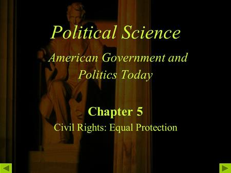 Political Science American Government and Politics Today