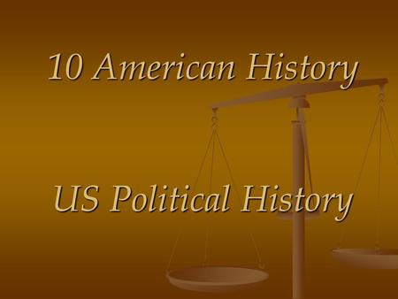 AMERICAN HISTORY WILL GIVE 10 POINTS?