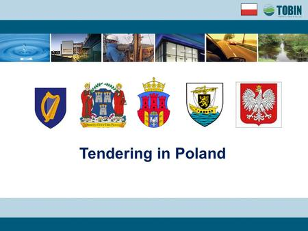 Tendering in Poland. INTRODUCTION Company Setup Tendering Project Delivery.