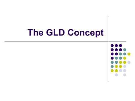 The GLD Concept. MDI Issues Impact on Detector Design L*  Background (back-scattered e+-, , n) into VTX, TPC Crossing angle  Minimum veto angle for.