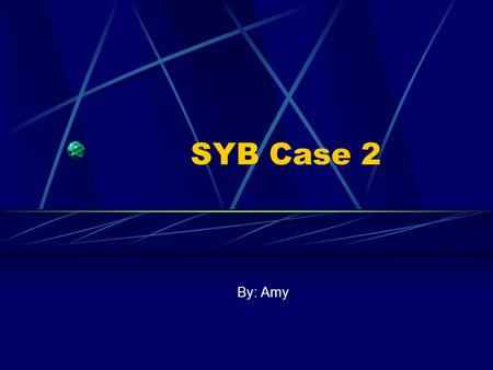 SYB Case 2 By: Amy. History 63 y/o female History of left breast infiltrating duct carcinoma s/p mastectomy in 1996 and chemotherapy ER negative, PR negative,