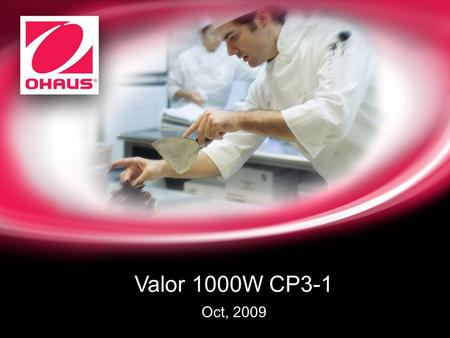Valor 1000 CP3 May, 2007 Valor 1000W CP3-1 Oct, 2009.