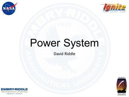 Power System David Riddle. Overview Power Board Energy Budget of ERAU Eagle Satellite TASC Solar Panel Test TrisolX Soler Cells.