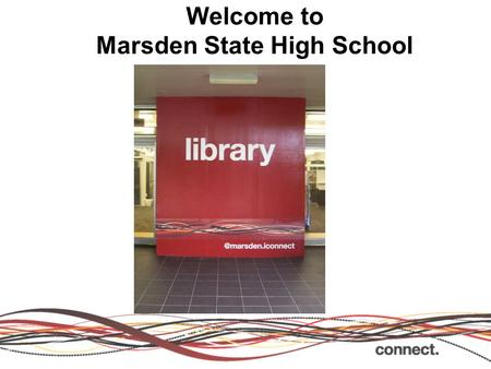 Welcome to Marsden State High School. Image from Quest Community eNewspapers - Albert and Logan News - 17 Jul 2014 - Page #86.