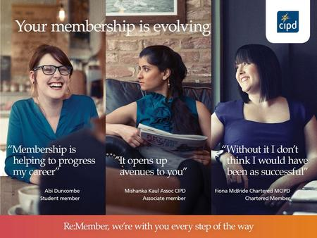 Changes to your membership Your badge of professionalism Keeping you informed Supporting your development Keeping you connected New member benefits Hearing.