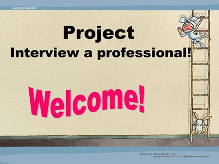 Project Interview a professional!. What do you think of this picture?