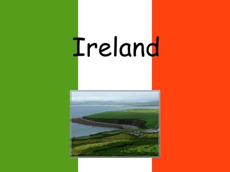 Ireland. Ireland is located northwest of Europe. The capital is Dublin, but there are other major cities like Cork, Killarney, Limerick and Galway. Republic.