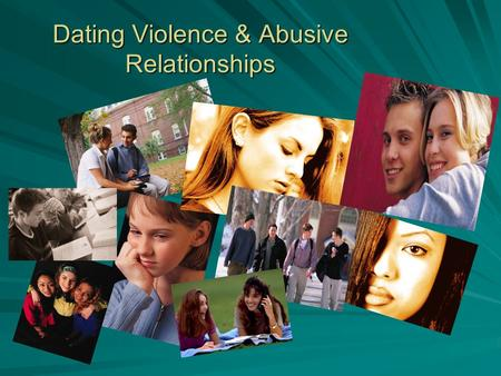 Dating Violence & Abusive Relationships. Restraining Orders Court and Legal Help How Cornerstone Helps.