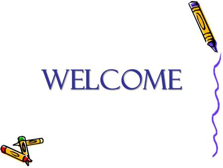 Welcome. Purpose December,2007 State Changed Ch. 74 Curriculum Requirements Subchapter A. Required Curriculum 74.4 English Language Proficiency Standards.