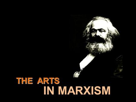 THE ARTS IN MARXISM. SOCIALIST REALISM What started as censorship soon became a breakthrough for educational artistic styles. In the first, depicted socialist.