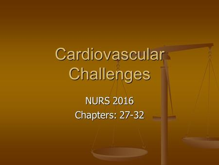 Chapter 1 cardiovascular disorders case study 10