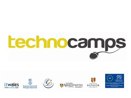 What is Technocamps? Technocamps, trialled in 2003, is a bespoke programme to address the decline in Computer Science education and its relationship within.