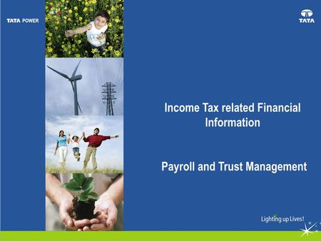 ABP FY 10-12 Income Tax related Financial Information Payroll and Trust Management.