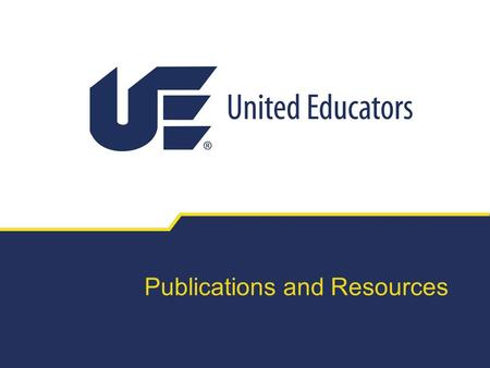 Publications and Resources. Overview Publications Public School News Reason & Risk Risk Research Bulletin UE This Week Liability Alert Large Loss Report.