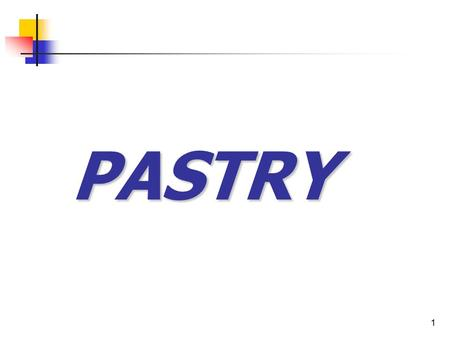 "1 PASTRY. 2 Pastry paper "" Pastry: Scalable, decentralized object location and routing for large- scale peer-to-peer systems "" by Antony Rowstron (Microsoft."