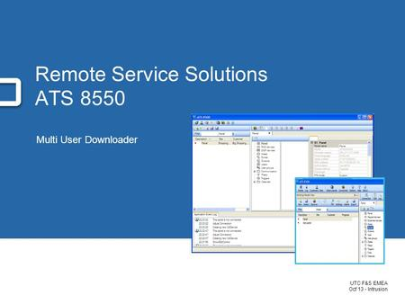 Remote Service Solutions ATS 8550