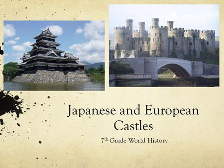 difference between european and japanese castles Many second-playthrough extras present in the subsequent japanese and european the differences between the com/wiki/ico/_list_of_changes_from_the_us.